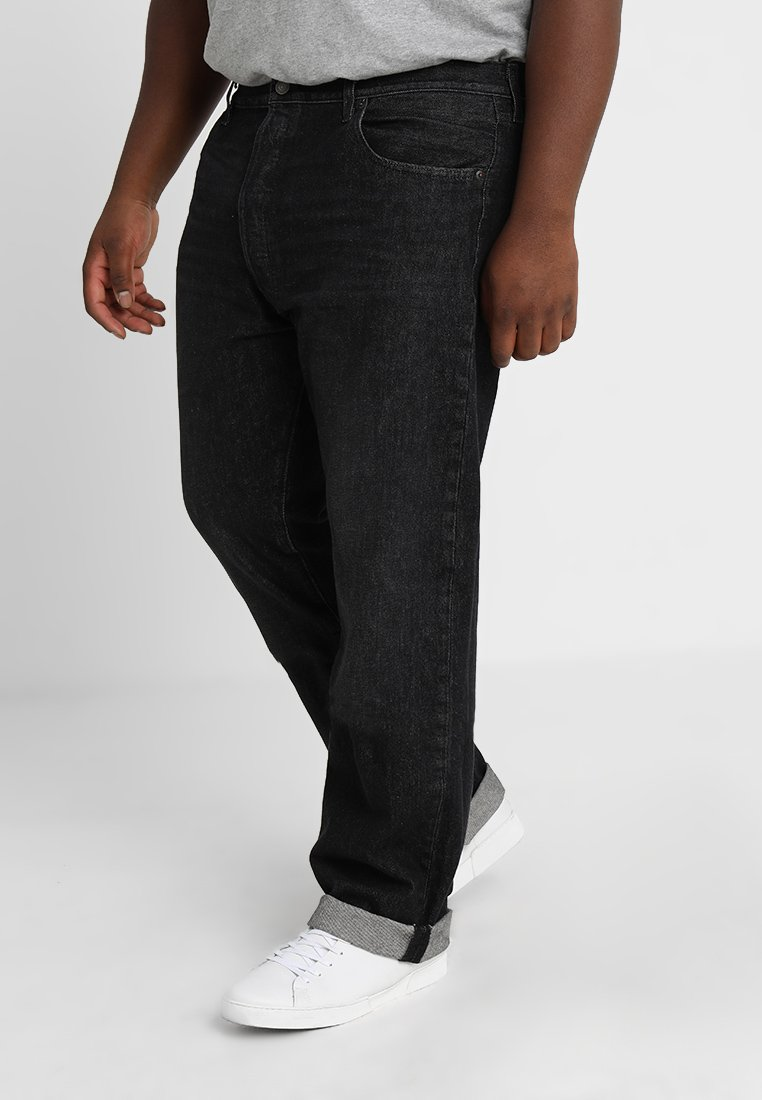 Levi's® Plus - BIG&TALL 501®  - Jeans a sigaretta - airdry black