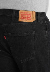 Levi's® Plus - BIG&TALL 501®  - Jeans a sigaretta - airdry black - 5