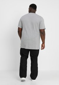 Levi's® Plus - BIG&TALL 501®  - Jeans a sigaretta - airdry black - 2