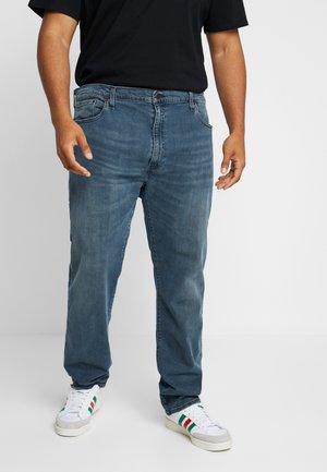 502™ REGULAR TAPER - Džíny Straight Fit - blue denim