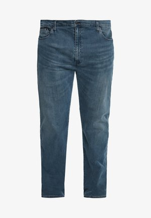502™ REGULAR TAPER - Jeans a sigaretta - blue denim