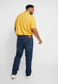 Levi's® Plus - 502™ REGULAR TAPER - Straight leg jeans - adriatic adapt - 2