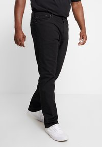 Levi's® Plus - 502™ REGULAR TAPER - Džíny Straight Fit - nightshine - 0