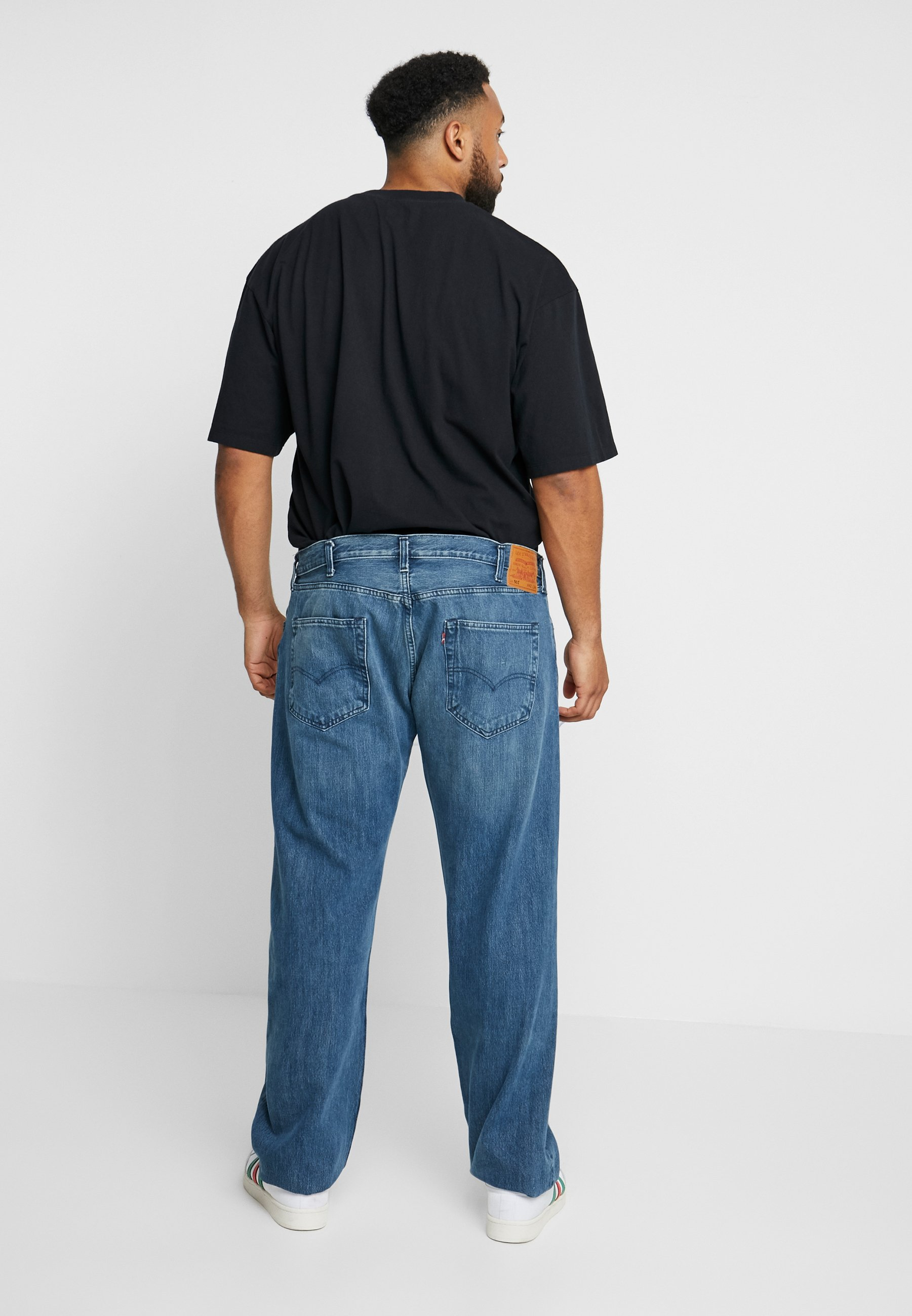 Levi's® Bigamp; 501® Droit blue Tall FitJean Light Levi's®original Denim lJcKT1F3