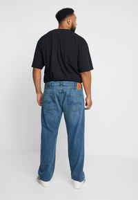 Levi's® Plus - 501® LEVI'S®ORIGINAL FIT - Džíny Straight Fit - light-blue denim - 2