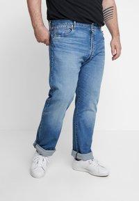 Levi's® Plus - 501® LEVI'S®ORIGINAL FIT - Jeans Straight Leg - ironwood overt - 0
