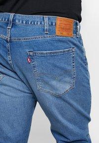 Levi's® Plus - 501® LEVI'S®ORIGINAL FIT - Jeans Straight Leg - ironwood overt - 5