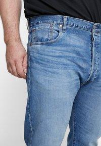 Levi's® Plus - 501® LEVI'S®ORIGINAL FIT - Jeans Straight Leg - ironwood overt - 3
