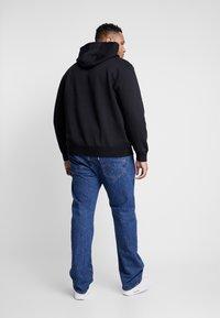 Levi's® Plus - 501® LEVI'S®ORIGINAL FIT - Straight leg jeans - stonewash - 2