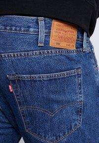 Levi's® Plus - 501® LEVI'S®ORIGINAL FIT - Jean droit - stonewash - 4