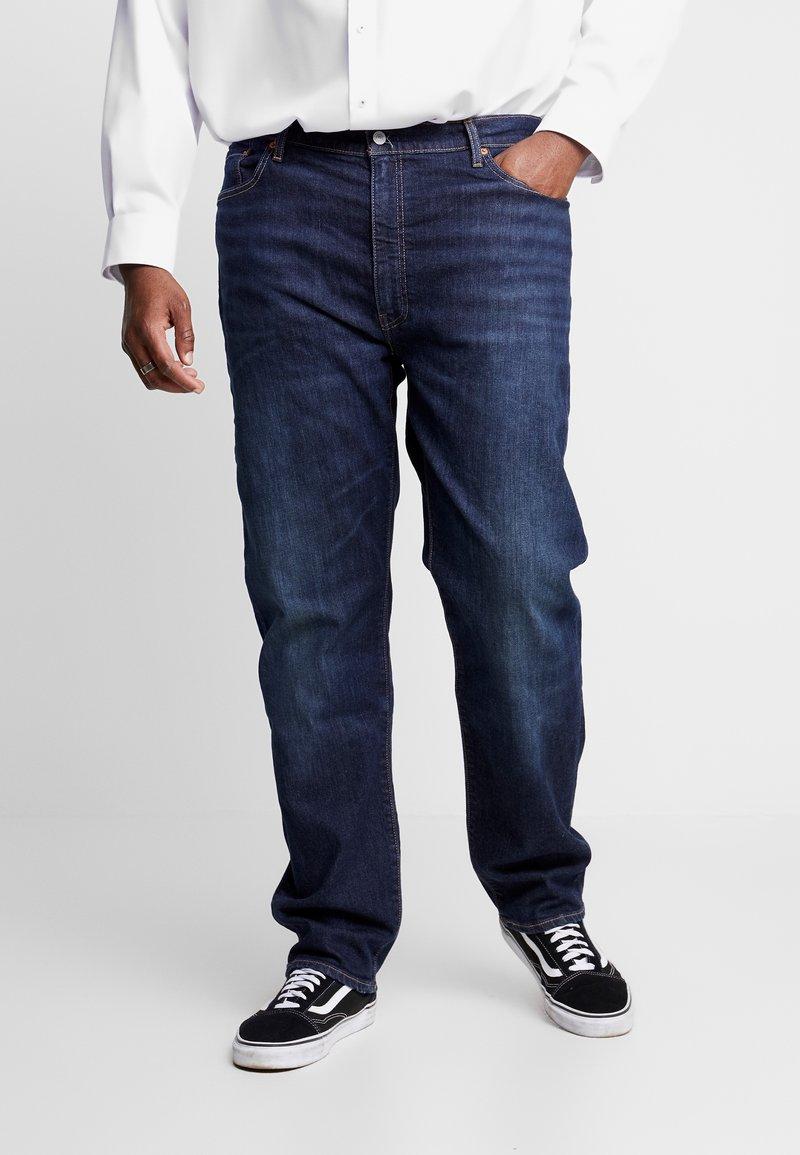 Levi's® Plus - 502™ TAPER - Jeans Tapered Fit - biologia adv