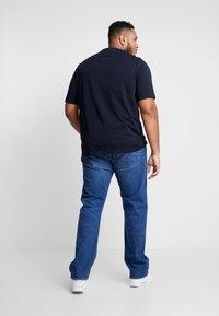 Levi's® Plus - 501® LEVI'S®ORIGINAL FIT - Džíny Straight Fit - space money - 2