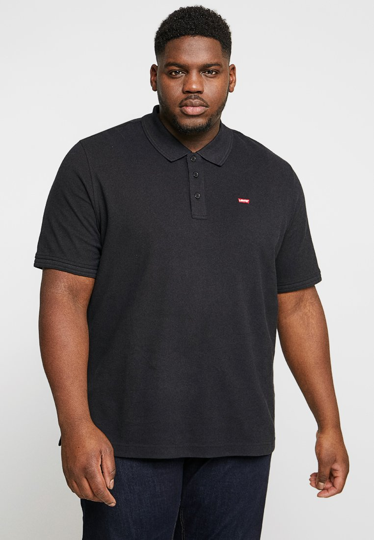 Levi's® Plus - Polo - mineral black