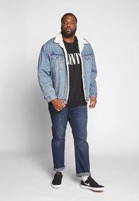 Levi's® Plus - BIG CREW SEASONAL - Sweatshirt - black - 1