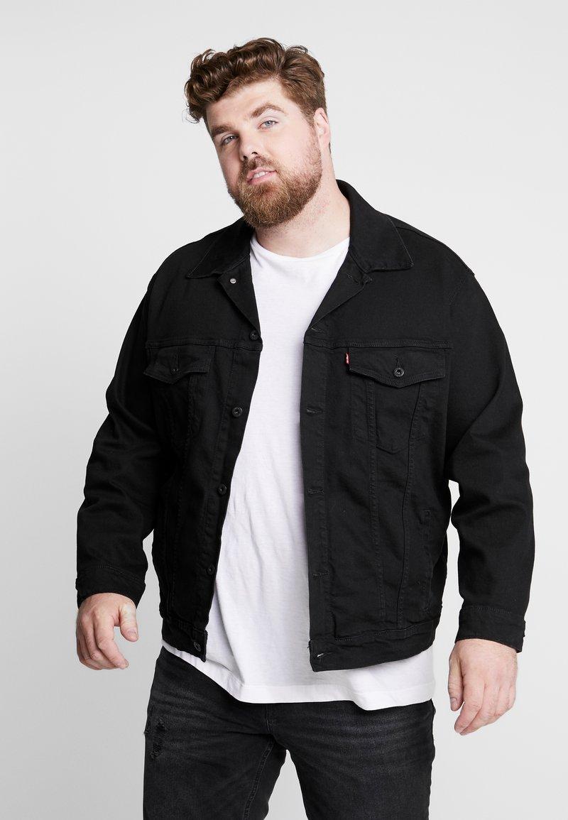 Levi's® Big & Tall - BIG TRUCKER - Giacca di jeans - lamar