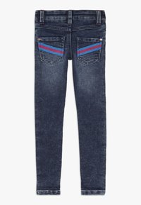 Lemon Beret - SMALL GIRLS PANT - Jeans slim fit - denim blue - 1