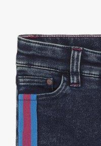 Lemon Beret - SMALL GIRLS PANT - Jeans slim fit - denim blue - 3