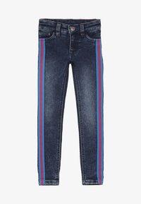 Lemon Beret - SMALL GIRLS PANT - Jeans slim fit - denim blue - 2