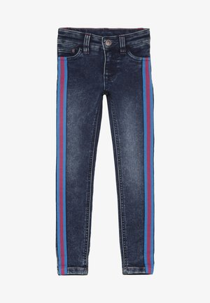 SMALL GIRLS PANT - Džíny Slim Fit - denim blue