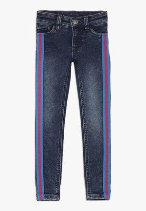 SMALL GIRLS PANT - Slim fit jeans - denim blue