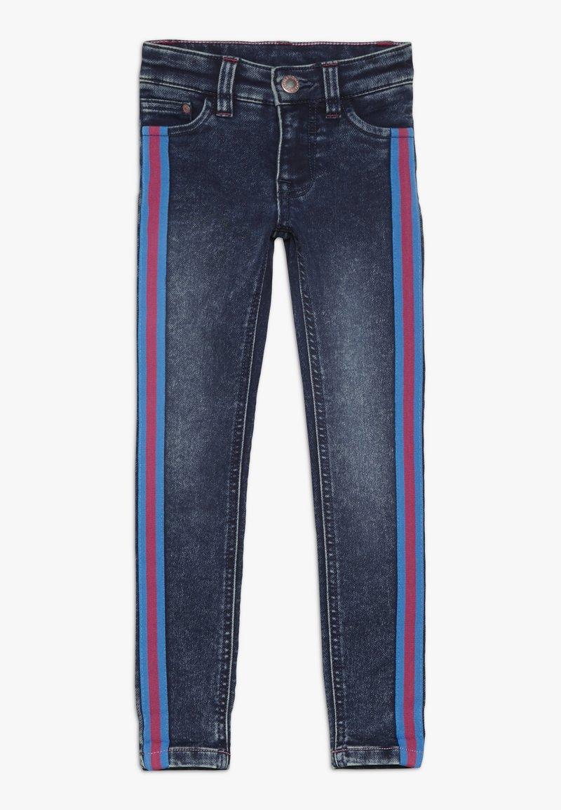Lemon Beret - SMALL GIRLS PANT - Jeans slim fit - denim blue