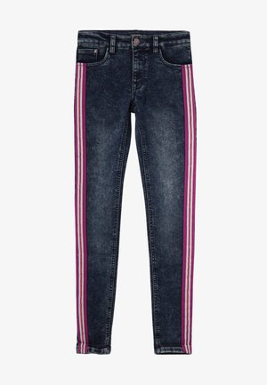 TEEN GIRLS PANT  - Vaqueros slim fit - denim blue