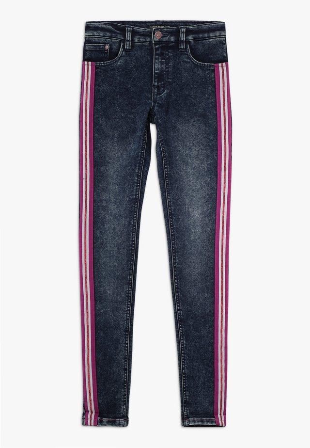 TEEN GIRLS PANT  - Jeansy Slim Fit - denim blue