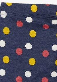 Lemon Beret - SMALL GIRLS 2 PACK - Leggings - Trousers - medieval blue - 3