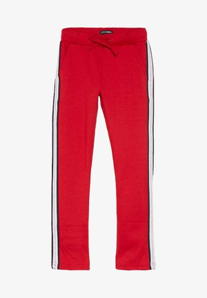 SMALL GIRLS PANTS - Kalhoty - tomato pure