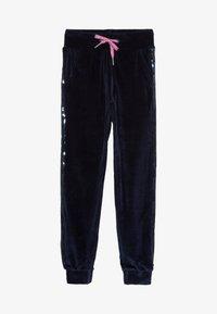 Lemon Beret - TEEN GIRLS JOGGING PANT - Teplákové kalhoty - navy blazer - 2