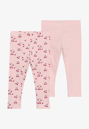 SMALL GIRLS 2 PACK - Leggings - orchid pink