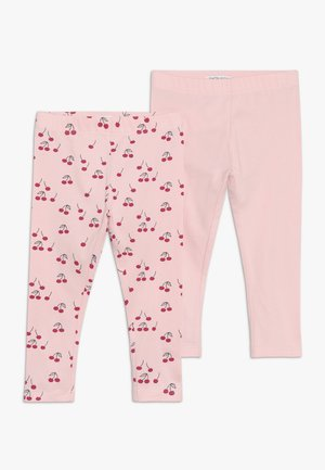 SMALL GIRLS 2 PACK - Legging - orchid pink