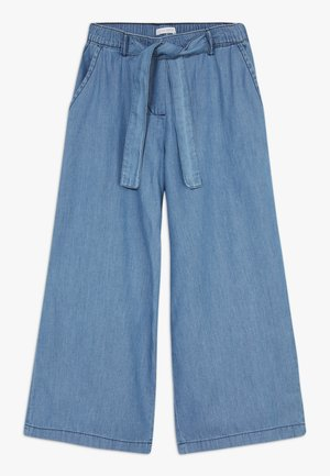 TEEN GIRLS PANTS - Trousers - light blue