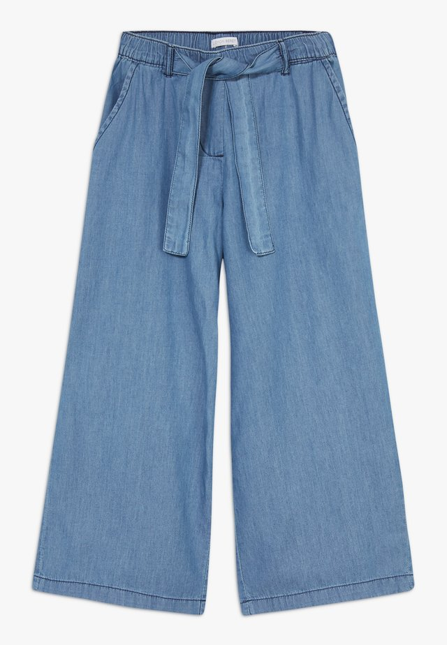 TEEN GIRLS PANTS - Stoffhose - light blue