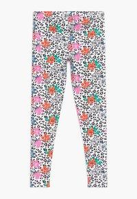 Lemon Beret - SMALL GIRLS 2 PACK - Leggings - Trousers - black - 1