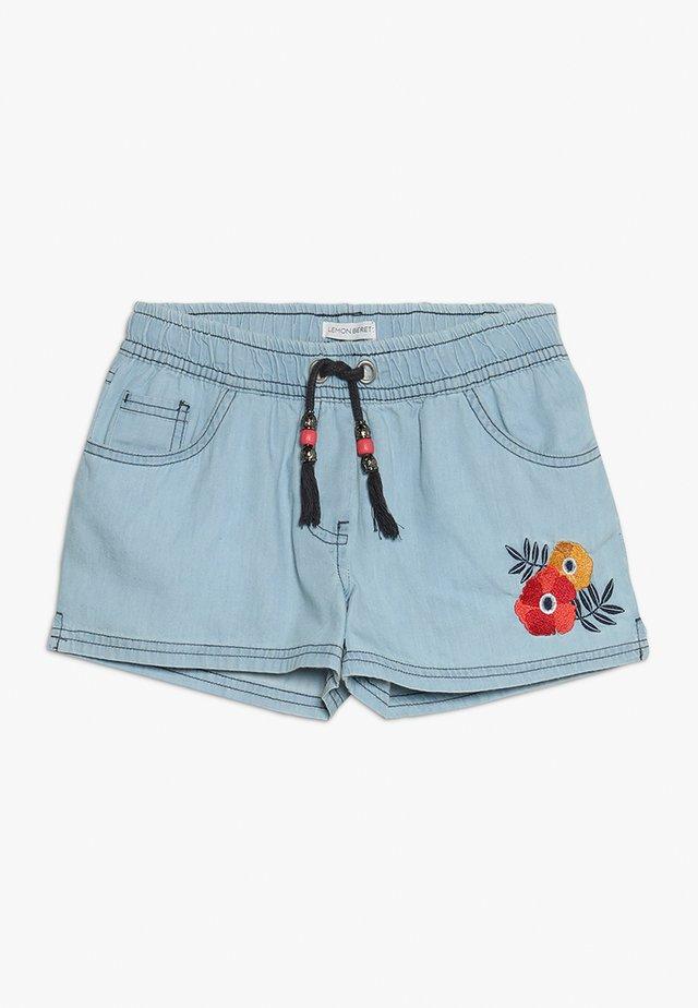 TEEN - Jeans Shorts - light blue