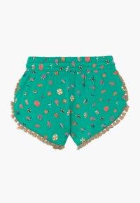 Lemon Beret - SMALL GIRLS - Shorts - mint leaf - 1