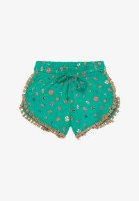 Lemon Beret - SMALL GIRLS - Shorts - mint leaf - 2