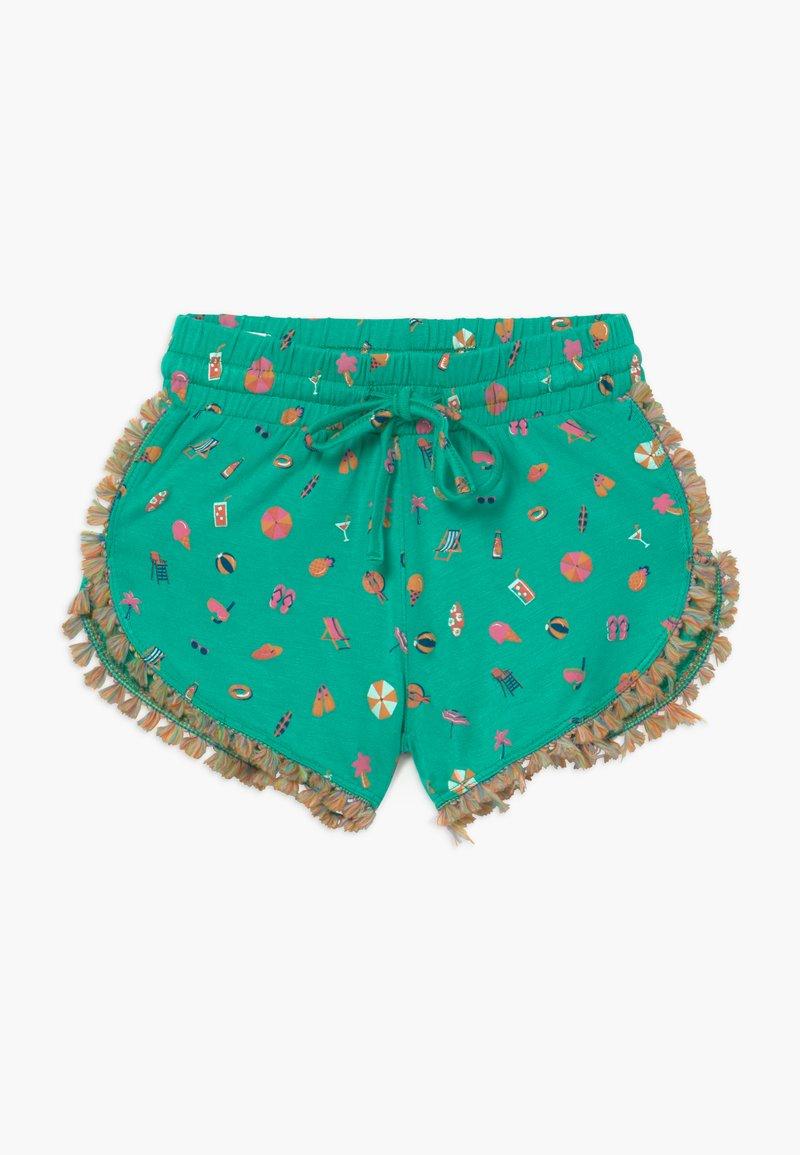 Lemon Beret - SMALL GIRLS - Shorts - mint leaf