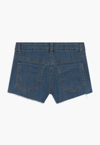 Lemon Beret - TEEN GIRLS SHORTS - Denim shorts - dark blue