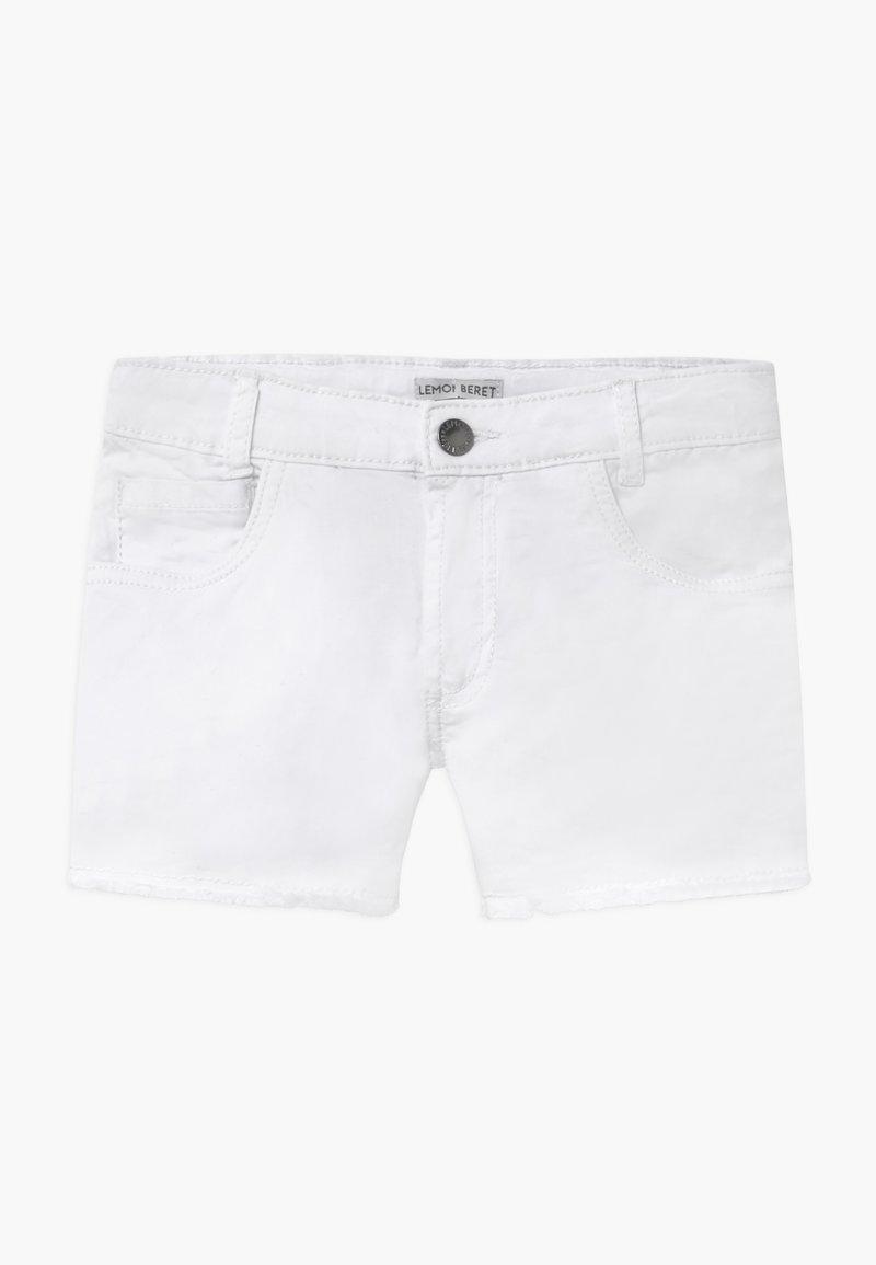 Lemon Beret - TEEN GIRLS - Shorts - optical white