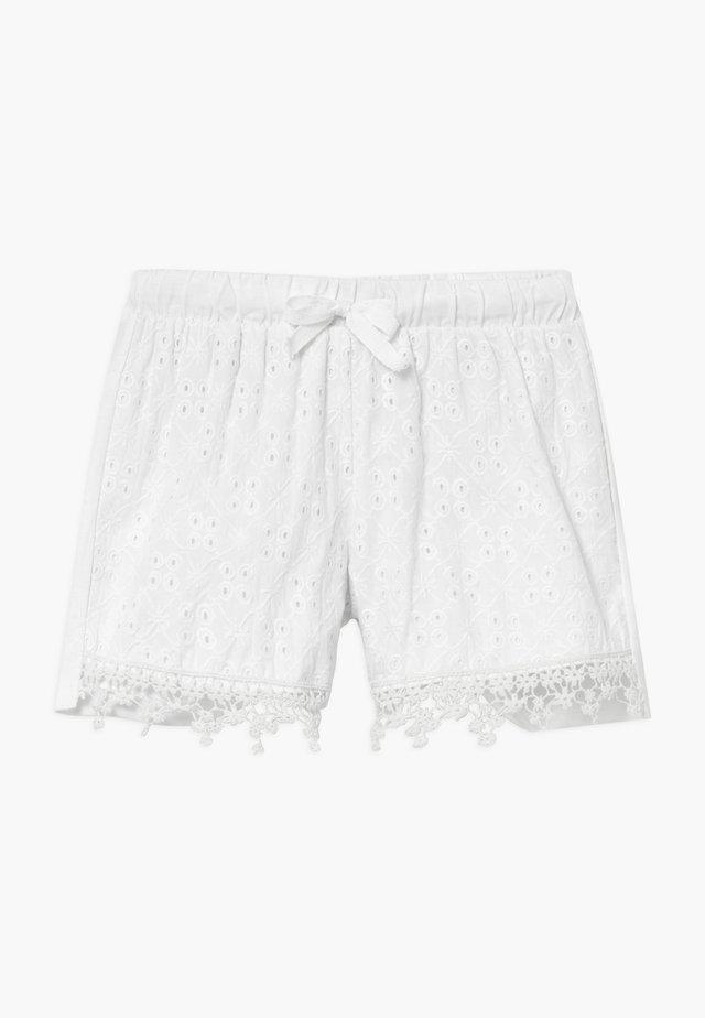 TEEN GIRLS - Shorts - white