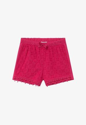 TEEN GIRLS - Shorts - beetroot purple