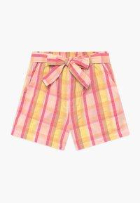 Lemon Beret - SMALL GIRLS  - Shorts - pink/yellow - 0