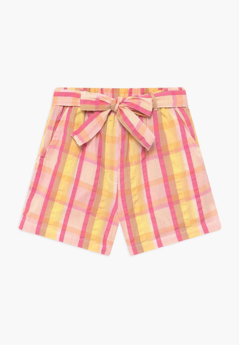 Lemon Beret - SMALL GIRLS  - Shorts - pink/yellow