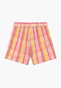 Lemon Beret - SMALL GIRLS  - Shorts - pink/yellow - 1