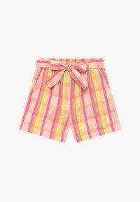 Lemon Beret - SMALL GIRLS  - Shorts - pink/yellow - 2