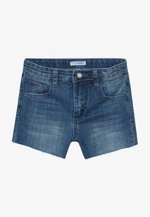 SMALL GIRLS  - Shorts vaqueros - dark blue
