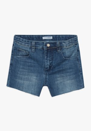 SMALL GIRLS  - Shorts vaqueros - dark blue