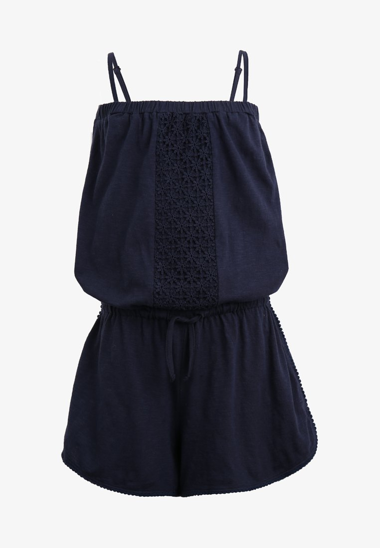 Lemon Beret - TEEN GIRLS OVERALL - Mono - dark blue